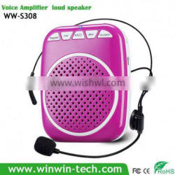S308 Music Mini Waterproof Loudspeaker Support TF card