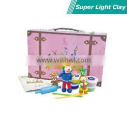 Super light clay/toy modelling clay