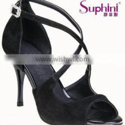 Women Genuine Leather Dance Shoes