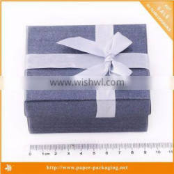 grey cardboard wholesale ring packaging different types gift packaging box