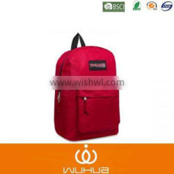 good quality cheap price red boy travel school bags