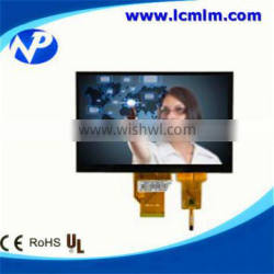 Mass production 800*480 tft lcd screen 7 inches