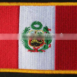flag patch,embroidery patch,iron on patch,flag emblem