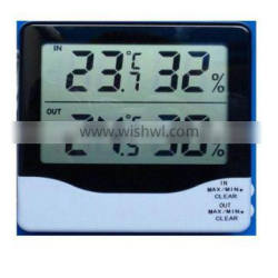 Accurate thermometer indoor and outdoor digital thermometer hygrometer