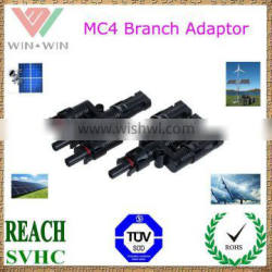 Female MC4 Branch Adaptor With Tuv Approval