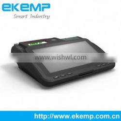 EKEMP Bill Payment Solution Tablet POS Terminal with RFID Reader