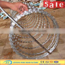bto 22 specification concertina razor wire