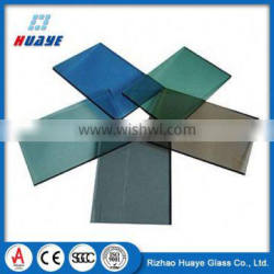 Golden Supplier insulated curved glass for promotion