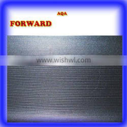 lines design rubber sole sheet from China