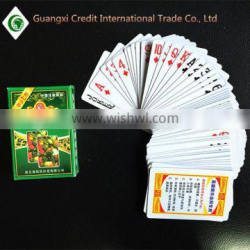 Full Color printing custom playing cards with cheap price