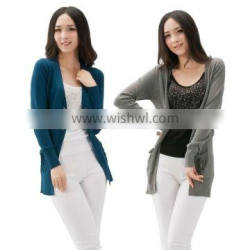fashion 2014 pure cashmere cardigan