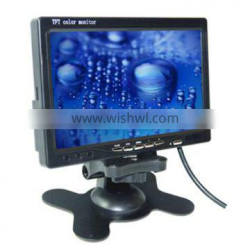 7-inch headrest color LCD display car monitor