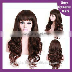 8A Natural Virgin brazilian hair lace wig 100% human hair full lace wig with baby hair