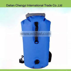 Qualified durable waterproof pvc surfing outdoor dry bag