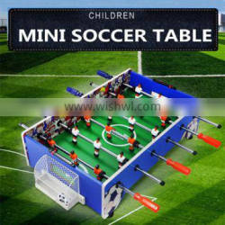 Mini soccer table top kids foostable top sports game table top footable top-27inch