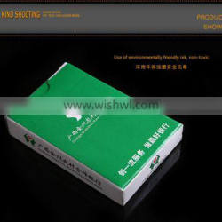 Professional customized custom paper playing card with high quality