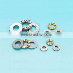 Excellent quality high load thrust ball bearing 51109