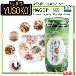 New Premium YUSOKO New Technology Tussive Tablets Food Supplement Herbal medicine Cough Tablet