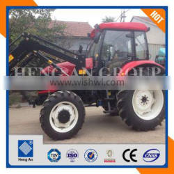 DongQi Brand 50hp tractor 4X4 tractor for farm tractor agriculture