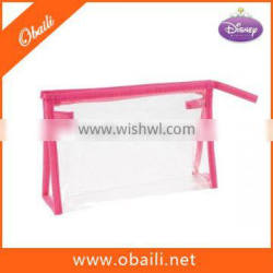 2014 Lovely and Promotional Transparent PVC Bag/ Cosmetic Bag for Girls