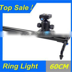 video Camera Slider with Bearing Milddle Level 60cm