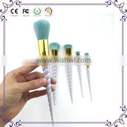 NEW design custom private label makeup brush synthetic unicorn make up brush