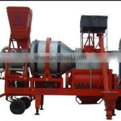 2014 New Mobile Asphalt Mixing Plant