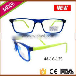 Sell well new type transparent clear glass picture frame eye children