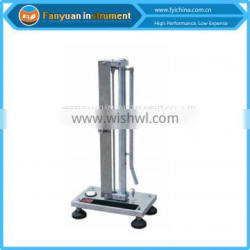 Rubber Vertical Rebound Resilience Tester
