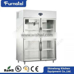 Commercial Hotel Refrigeration Equipment Soft Drink Japan Used Refrigerator
