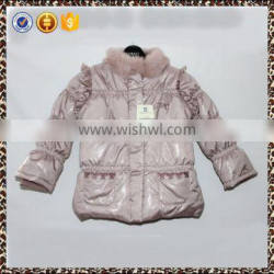 Hot sale new fashion best saller child coats and jackets for girl