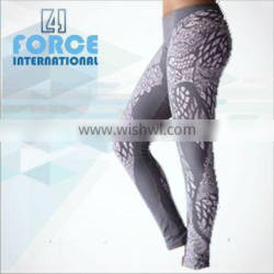 Women Sublimated yoga tights