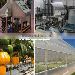 Agriculture Farming, Drip Irrigation and Hydroponic Systems