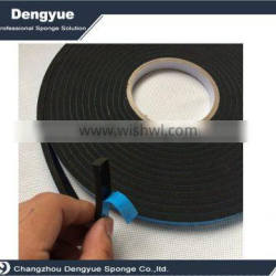 Sound insulation foam sealing strip for sectional buildings