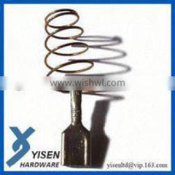 special golden copper plated electronic spring scale