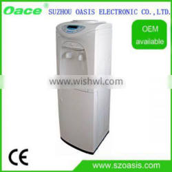 Hot/Cold White Color Bottled Water Dispensing System