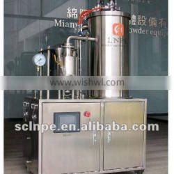 Energy Saving high purity pigment Grinding Mill with air classifier