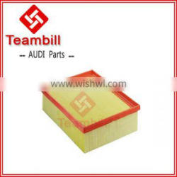 car air filter of auto spare parts for Audi A4 A6 A8 06C133843