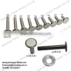 Competitive luggage hardware accessories rivet