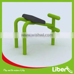 Liben High Quality New Park Fitness Equipment Outdoor back stretch bench