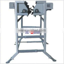 Poultry head and neck feather plucking machine