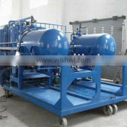 USED OIL RECYCLING YNZSY Engine Oil recycling equipment--oil regeneration plant