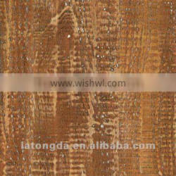 Salable Adhesive Decoration Wood Design Paper