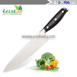 Chef's Knife 7.5 Inch German High Carbon Stainless Steel, Very Sharp, Balanced Comfortable Handle, Multipurpose Kitchen Knife