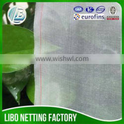 HDPE transparent agricultural anti insect net/insect net