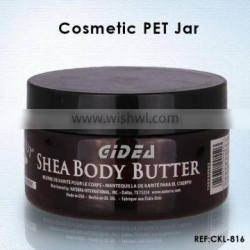 pet cosmetic jar 200ml