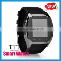 M26S Bluetooth Smart Watch Touch Screen NFC Phone Mate For Andriod IOS Download App
