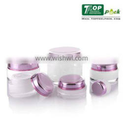 Reliable PP Acrylic Plastic Cream Jar