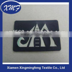 Custom Embossed Jeans Leather Labels Patch
