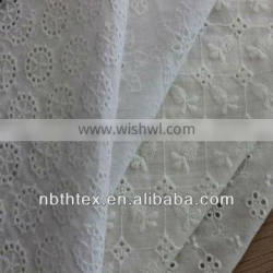 embroidery fabric for garment